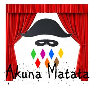 Logo de la troupe de théâtre Akuna Matata